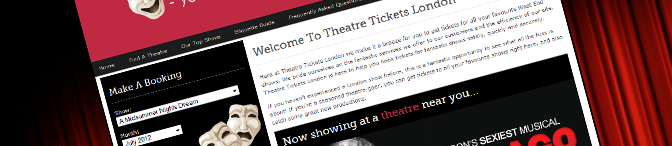 Theatre Tickets London